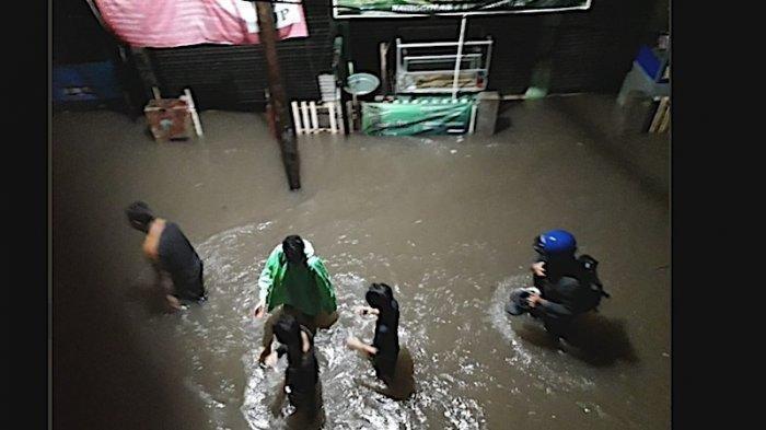 Sejumlah Titik di Jakarta Tergenang Banjir, LAPAN Ingatkan Hujan Lebat di DKI sampai 20 Februari