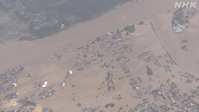 Banjir di Kumamoto