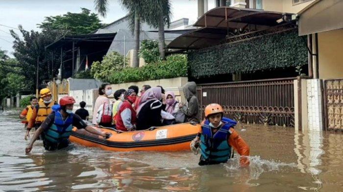 Banjir di Mampang 9834