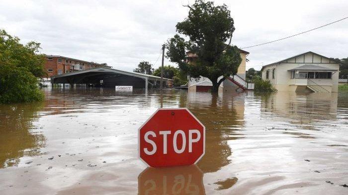 Pemerintah Australia Evakuasi Warga di 12 Wilayah New South Wales Karena Banjir
