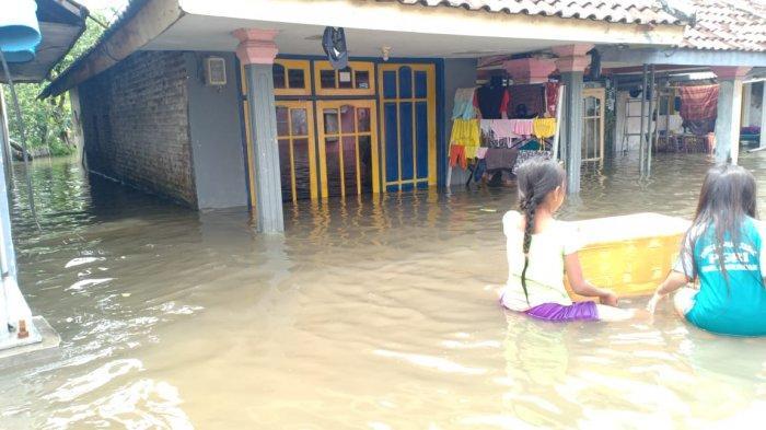 Hujan Lebat, 6.379 Kepala Keluarga di Pasuruan Terdampak Banjir