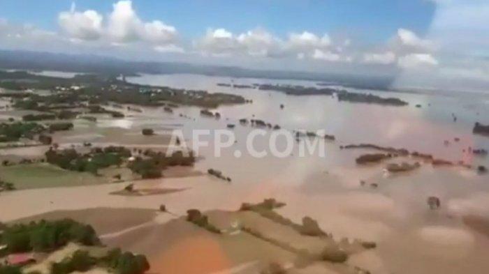 Antisipasi Banjir Akibat Hujan Monsun, Filipina Evakuasi Ribuan Orang