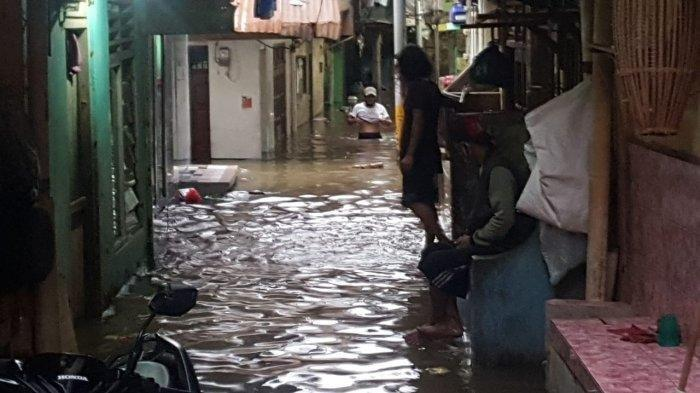 Jakarta Banjir Lagi, Anggota DPRD DKI Sebut Pembangunan Ibu Kota Kelihatan Bagus dari Luarnya Saja