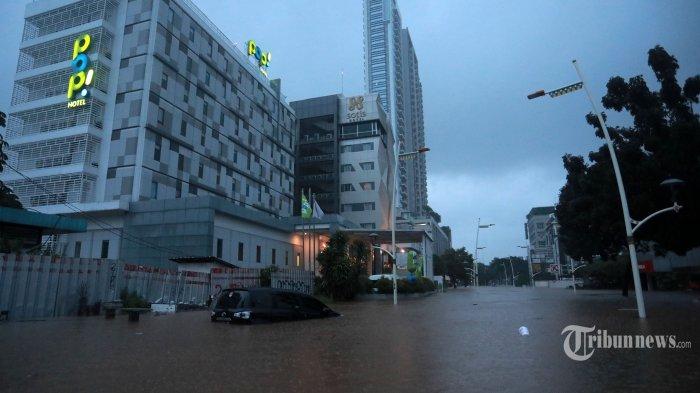 Banjir Melanda di Tengah Covid-19, Satgas Buat Skema Evakuasi