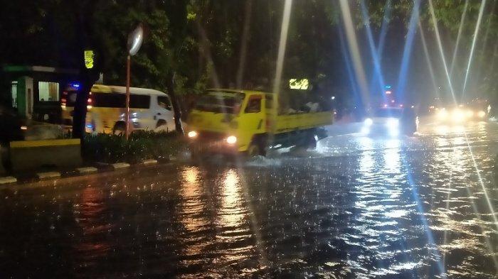 Peringatan Dini BMKG Jumat, 7 Mei 2021, Cuaca Ekstrem Hujan Lebat di 22 Wilayah