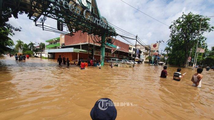 BUMN Bergerak Bantu Korban Banjir Jabodetabek, Bentuk Tim Evakuasi dari Pertamina hingga Adi Karya