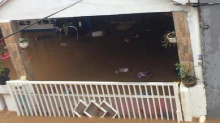 Kota Bekasi Paling Terdampak Banjir, Genangan Air Paling Tinggi Ada yang Mencapai 2,5 Meter