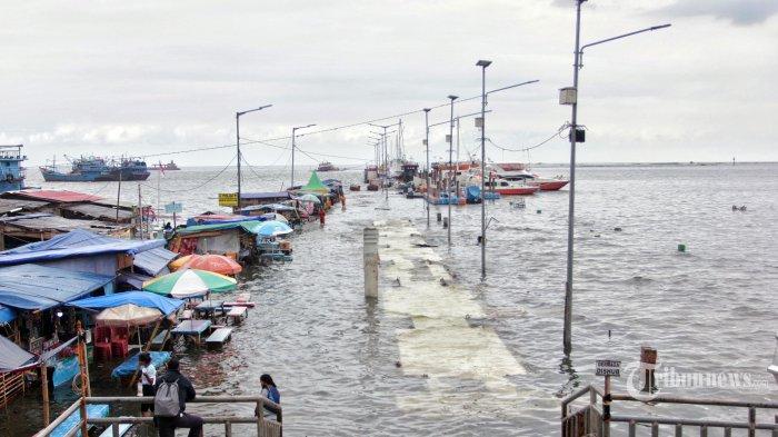 Peringatan Gelombang Tinggi Besok Selasa 16 Februari 2021, BMKG: Waspada Perairan Selatan Jawa