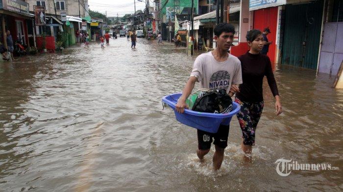 Korban Banjir Jakarta, ASN dapat Ajukan Cuti Banjir hingga Sebulan, Ini Tata Caranya