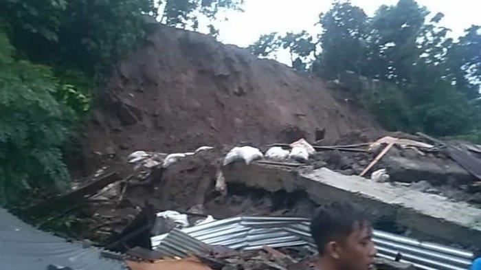 Banjir dan Tanah Longsor di Kota Manado Tewaskan 5 Warga