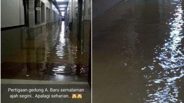 RSCM Jakarta Kebanjiran, Pasien Tetap Dilayani, Kerusakan Alat Kesehatan Masih Dicek