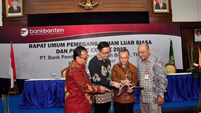 Beradaptasi dengan Pandemi, Bank Banten Perkuat Pelayanan Digitalisasi