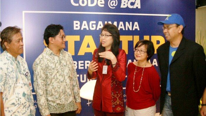 Bank BCA Dorong Peningkatan Kemampuan Bisnis Wirausaha Berbasis Teknologi
