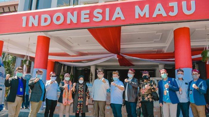 Bank BRI Berikan Bantuan Mobil PCR Senilai 3,2 Miliar Kepada Pemkot Surabaya