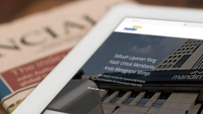Transaksi Cashless QRIS Naik 4 Kali Lipat, Bank Mandiri Genjot Perbankan Digital