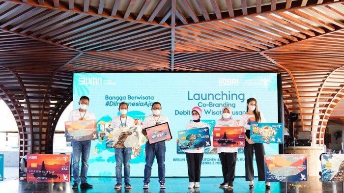 Gandeng Kemenparekraf, BRI Hadirkan Debit BRI Wisata Nusantara