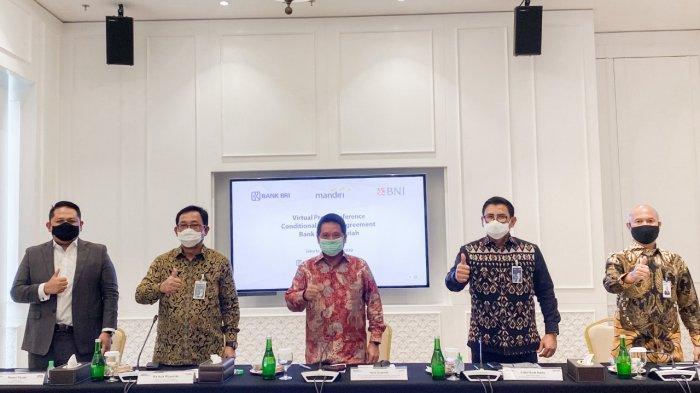 Bank-bank BUMN Syariah Dimerger, Aset Terkonsolidasi Tembus Rp 214,78 Triliun