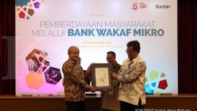 Strategi Mencegah Kredit Macet di Bank Wakaf Mikro