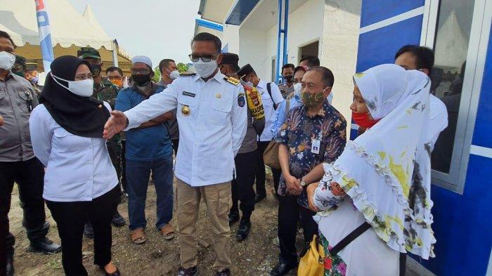 Hmmm, Gubernur Sulsel Serahkan 50 Unit Huntappada Korban Banjir Bandang Luwu Utara