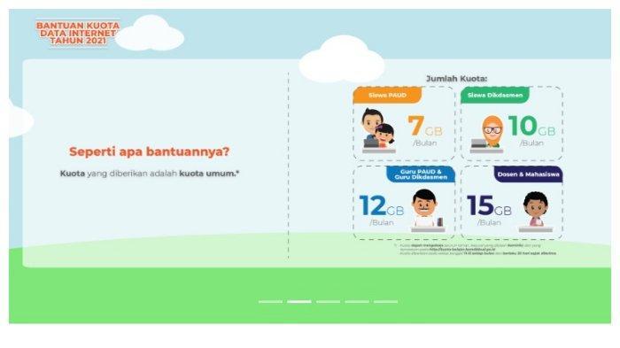CARA Cek Bantuan Kuota Internet Gratis untuk Provider Telkomsel, Indosat, Tri, XL, Axis & Smartfren