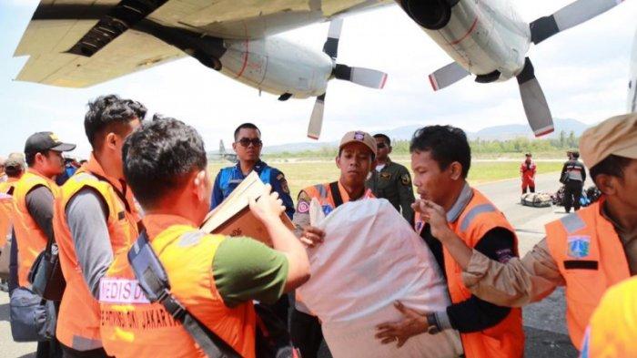 Bantuan dan Pesawat Asing Terus Berdatangan, Bandara Sepinggan Buka 24 Jam