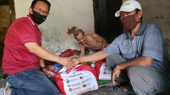 Kakek Jahrani yang Tergolek Sakit di Kabupaten Serang Dapat Banpres