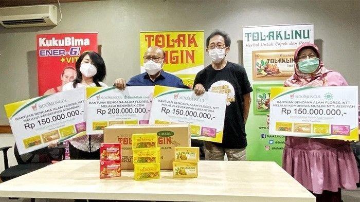 Bantuan Sido Muncul ke NTT
