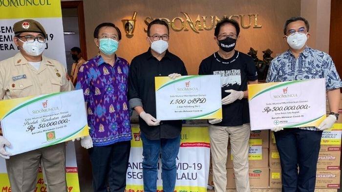 Sido Muncul Kembali Kucurkan Rp 800 Juta untuk Bantu Warga Terdampak Covid-19