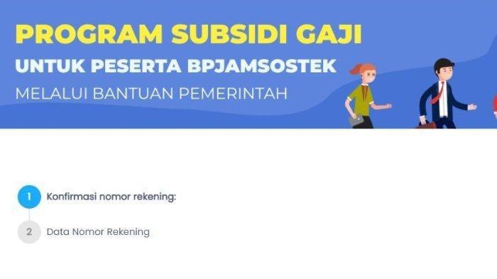 Ciri notifikasi registrasi melalui link bsu.bpjamsostek.id/ yang dikirimkan BPJS Ketenagakerjaan via SMS untuk pencairan BLT Rp 600 ribu.