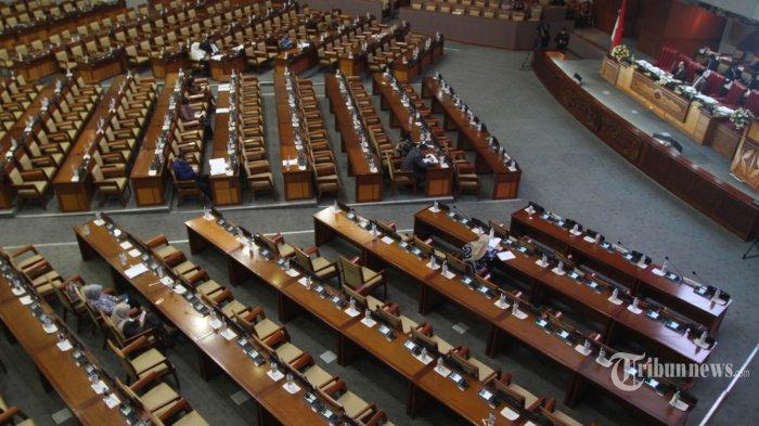 DPR Sahkan RUU Otonomi Khusus Papua