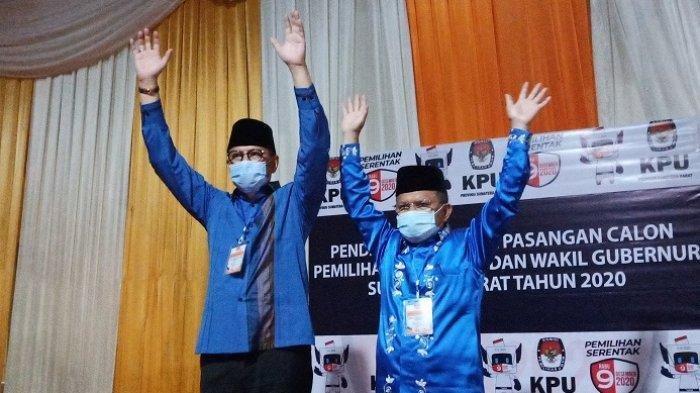 Hasil Survei Voxpol: Religiusitas Kandidat Modal Penting Menangkan Pilgub Sumatera Barat
