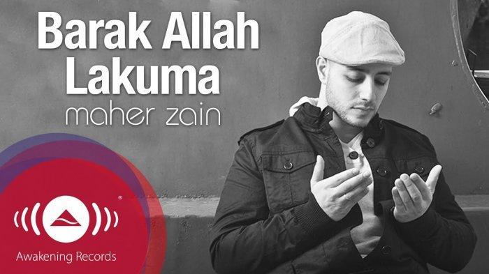 Download MP3 Lagu Baraka Allahu Lakuma - Maher Zain