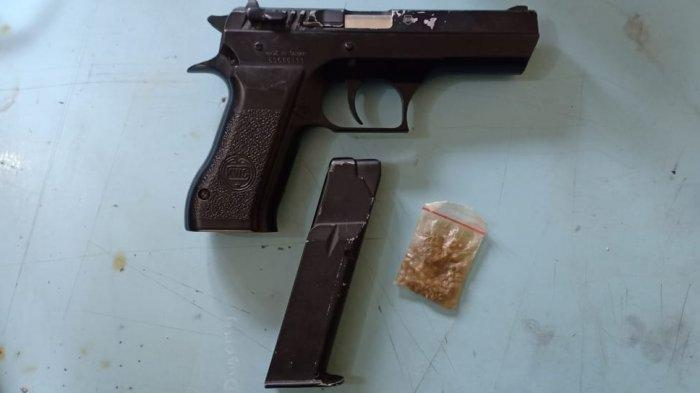 Mengaku Polisi, Pencuri di Jatinegara Tembak Korban Pakai Airsoft Gun, Ini Kronologinya