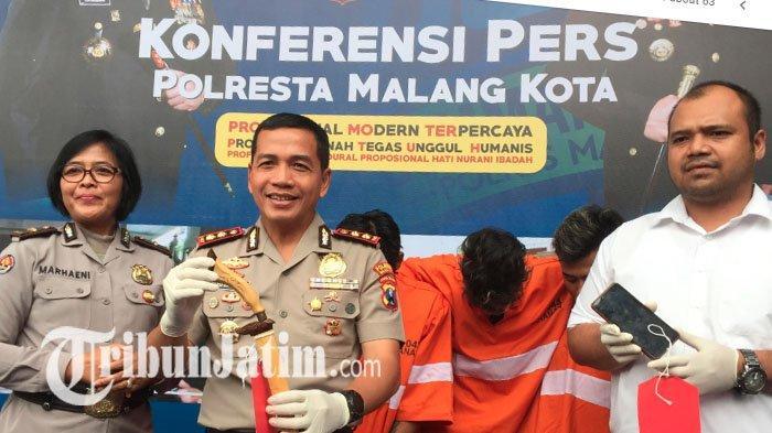 Taktik 'Licik' 4 Tahanan Polresta Malang Kabur, Gergaji & Kotak Roti, Alasan Kabur Bocor, Soal Nikah