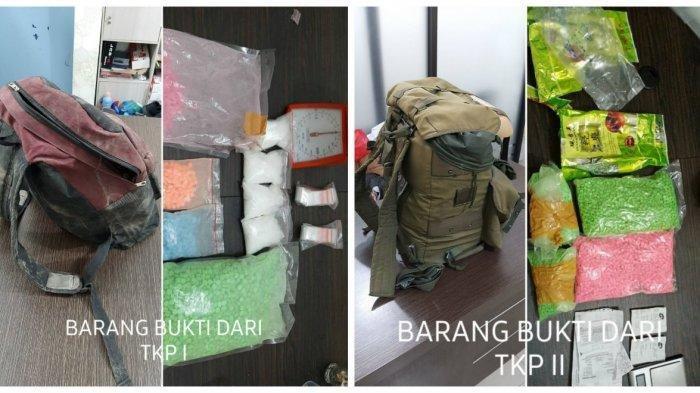 Pria Kejang-kejang setelah Curi Tas Oknum TNI Isi Ribuan Pil Ekstasi, Sempat Minum Dua Butir
