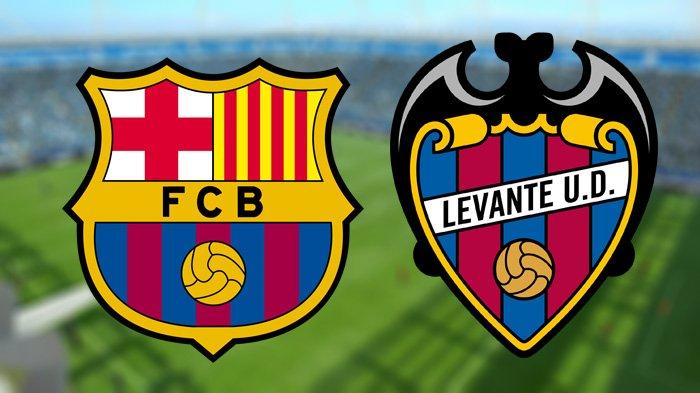 Live SCTV - Live Streaming Barcelona Vs Levante & Rayo Vallecano Vs Real Madrid di Liga Spanyol