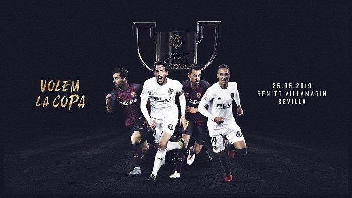 Faktor X yang Sebabkan Barcelona Gagal Juara Copa del Rey Musim Ini