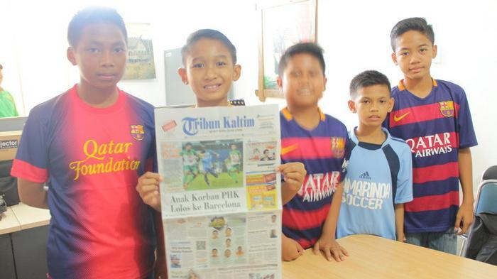 Wakil Indonesia ke Barcelona Cup Terkendala Dana
