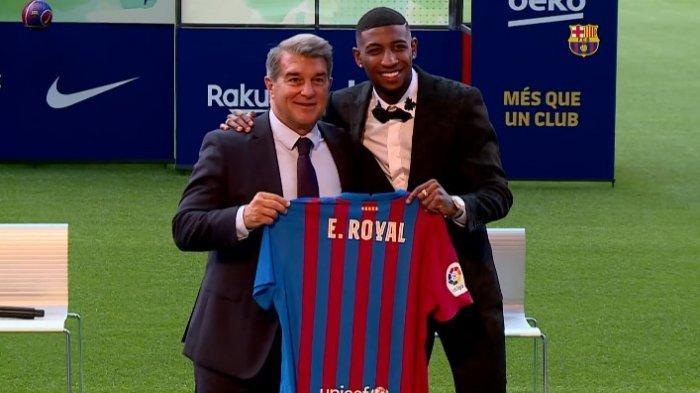 Profil Emerson Royal, Bek Sayap Potensial Brasil yang Dipinang Barcelona