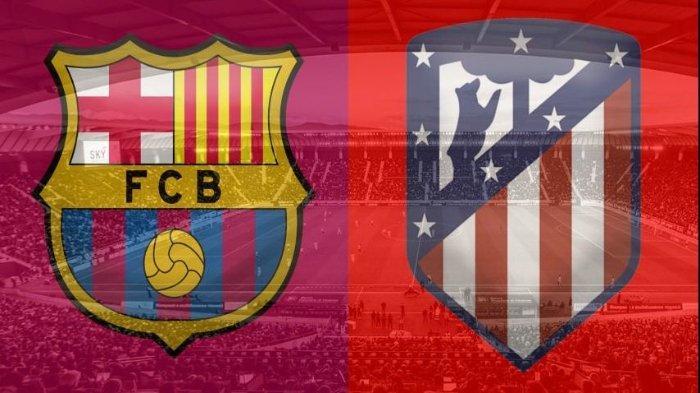 Sedang Berlangsung Live Streaming beIN Sports 2 Barcelona vs Atletico Madrid, Skor Masih 0-0