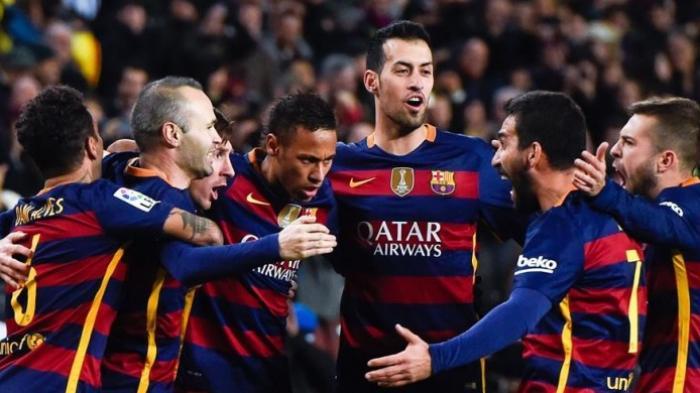 Menang 1-3 Atas Sporting Gijon, Barcelona Kokoh di Puncak Klasemen