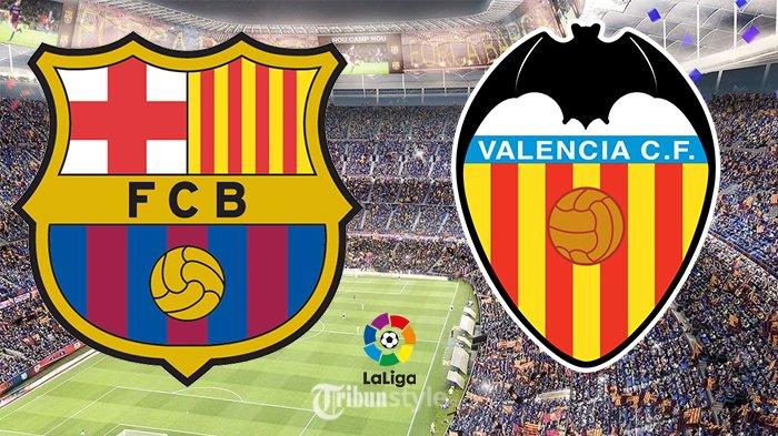 Jadwal Liga Spanyol Pekan ke-14, Barcelona Vs Valencia, Real Madrid Vs Eibar
