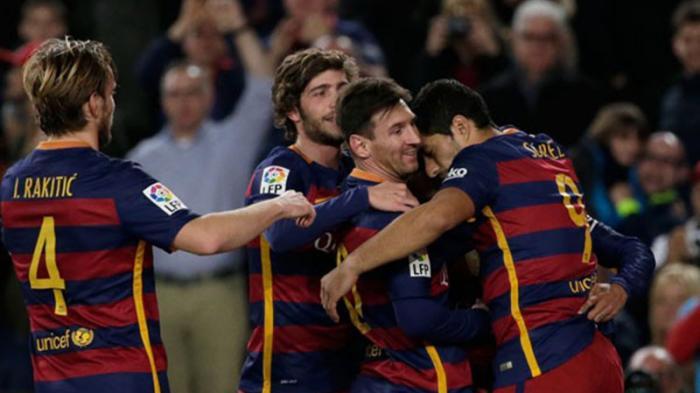 Siapa Bisa Taklukkan Barcelona?