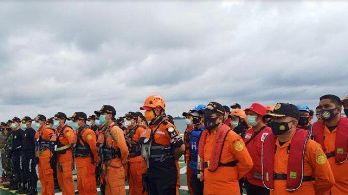 Basarnas Sebut Banyak Hasil Rapid Test yang Reaktif Covid-19 di Posko Evakuasi Sriwijaya Air