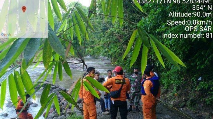 Satu dari 8 Mahasiswa USU yang Terbawa Arus Banjir Bandang di Sungai Lau Tuntungan Belum Ditemukan