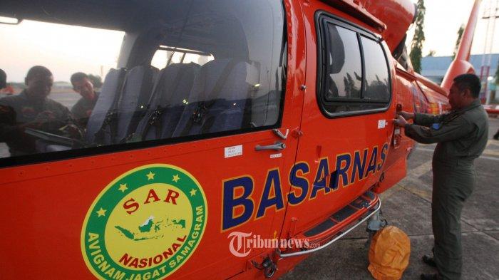 Basarnas Cek Kabar Satu Keluarga Tewas Diterjang Banjir Lumpur Depan Lippo Carita
