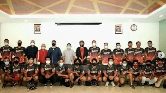 Tim Baseball Putra DKI Jakarta