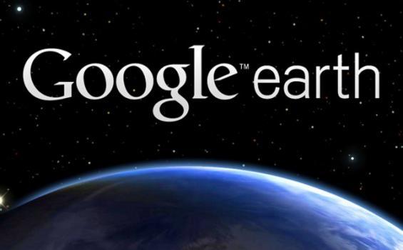 Kamera Satelit Google Earth Rekam Objek Aneh Sepanjang 4 Ribu Kilometer di Langit