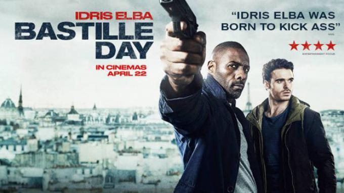 Film Bastille Day