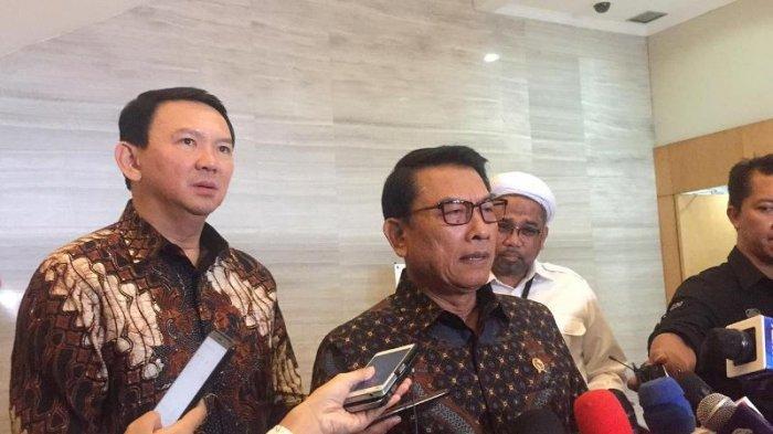 Jokowi Minta Harga Gas Industri Diturunkan, Moeldoko Ajak Ahok Kolaborasi Berantas Mafia Gas